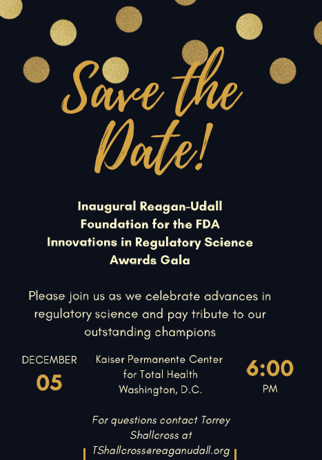 Save the Date 2017 Gala