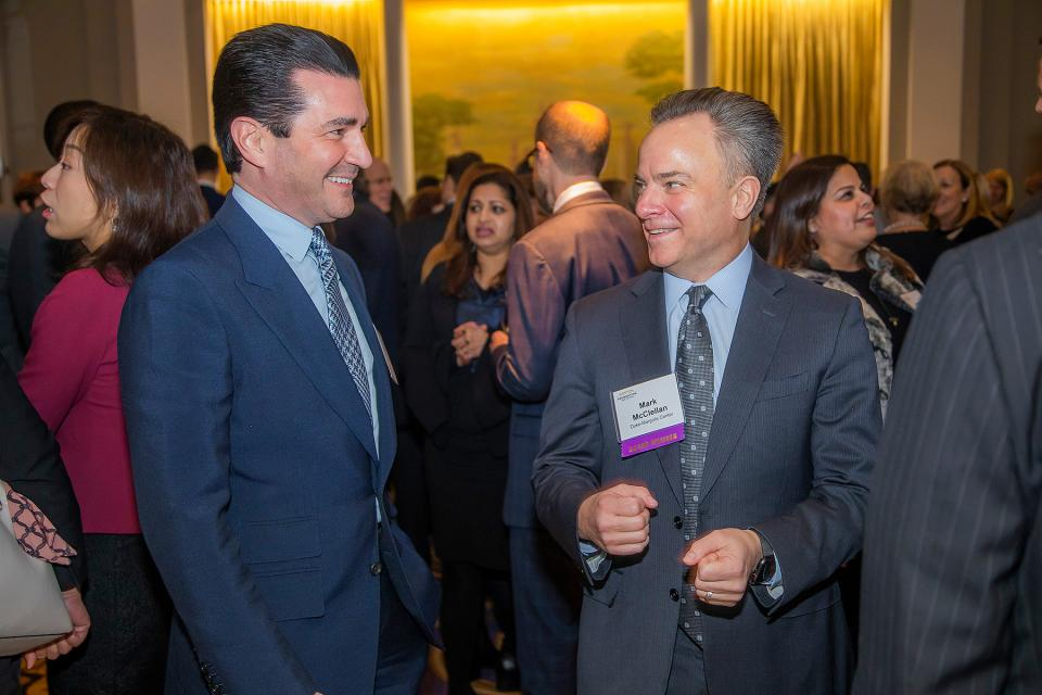 Scott Gottlieb, MD, and Mark McClellan, MD, 23rd and 18th commissioner of the Food and Drug Administration